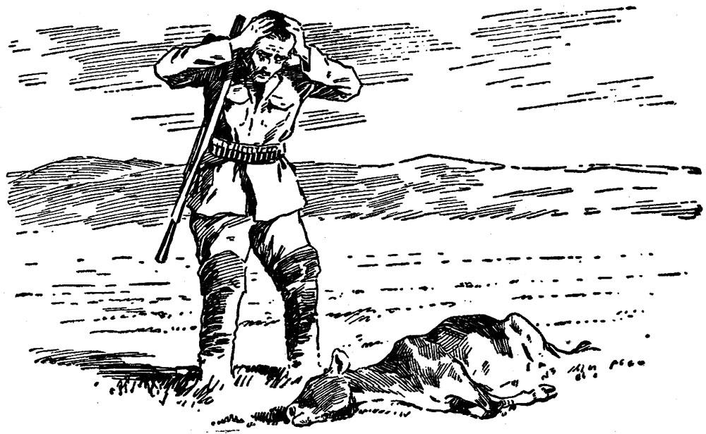 Охотник, которого мучила совесть