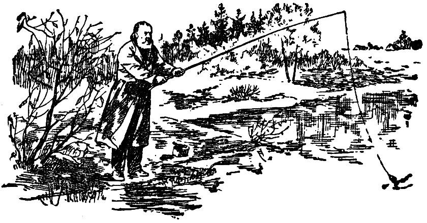Аксаков в Абрамцеве  (Отрывок из поэмы)
