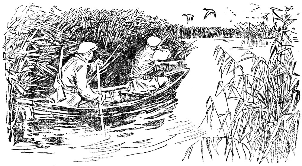 На озере Челкар