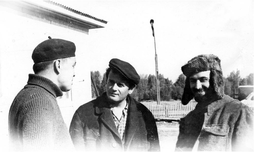 Проводы В.Мельникова на охоту