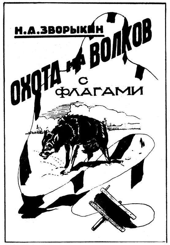 Обложка книги Н.А.Зворыкина