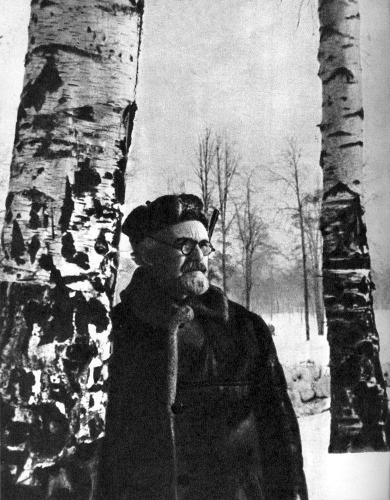 Михаил Михайлович Пришвин (1873—1954)