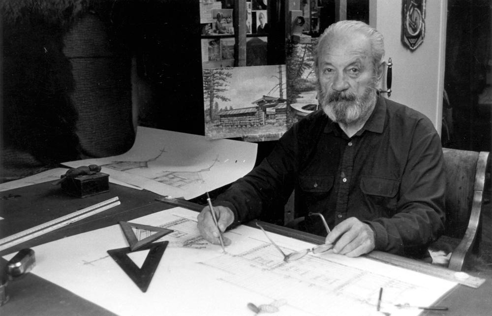 Александр Викторович Ополовников (1911—1994). Снимок 1993 г.