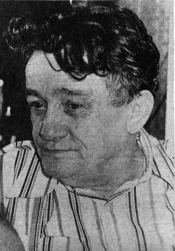 Григорьев В.В. в день своего 60-летия