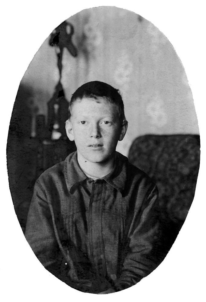 Леша Ливеровский — «майский жук»