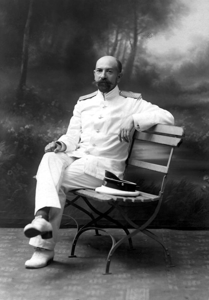 Алексей Васильевич Ливеровский (1870—1946)