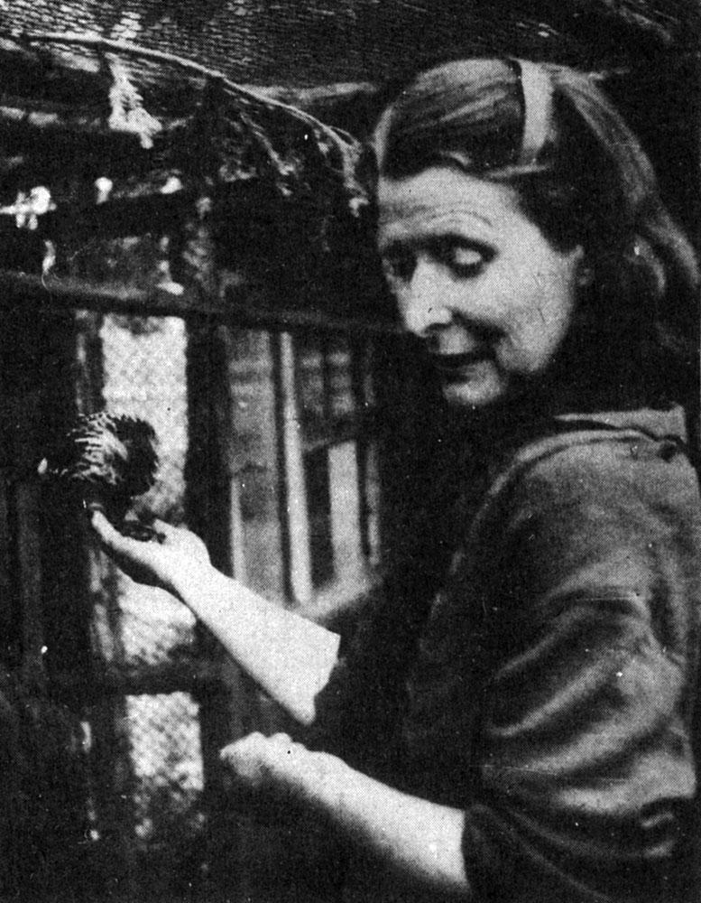 Е. А. Крутовская. 1965 г.