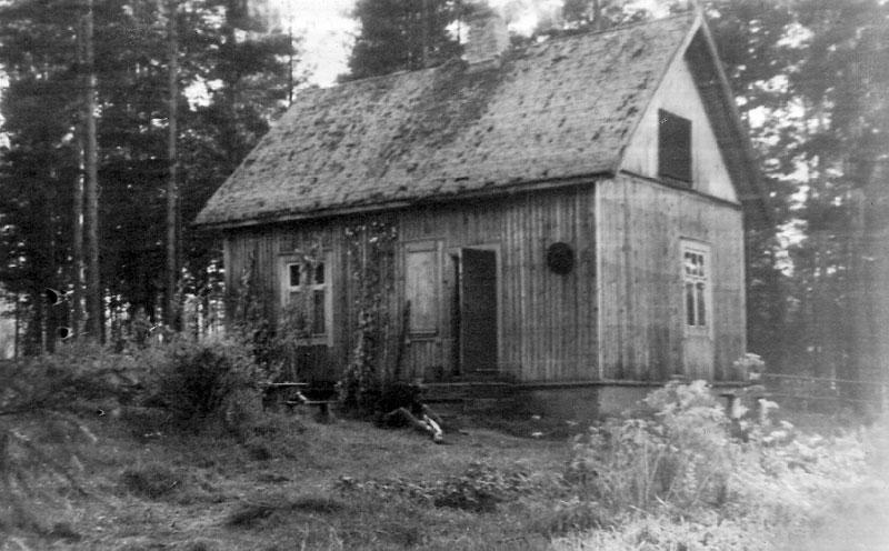 Дом Николая Павловича Корна в Пюхи-Ярви