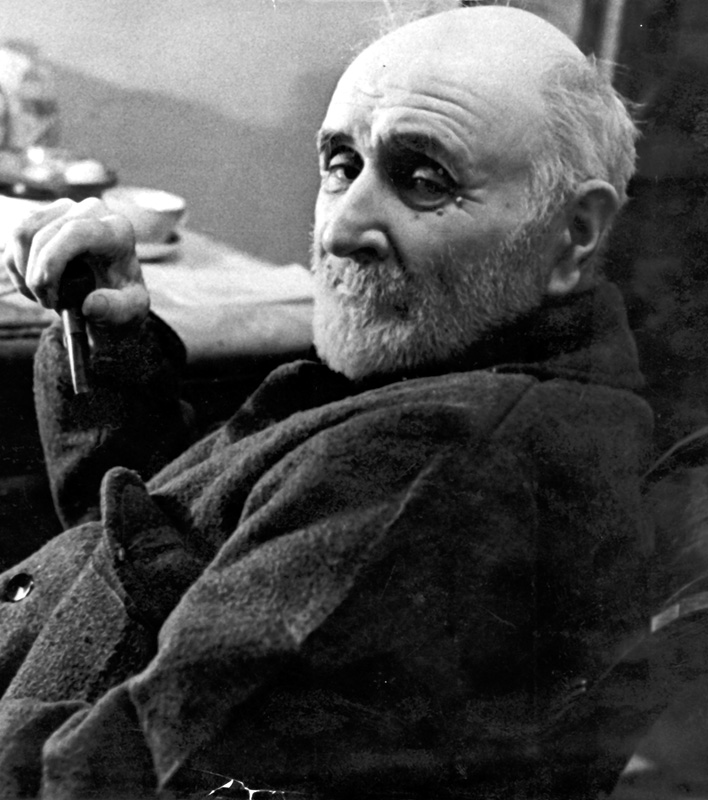 Иван Сергеевич Соколов-Микитов (30.05.1892 — 20.02.1975)