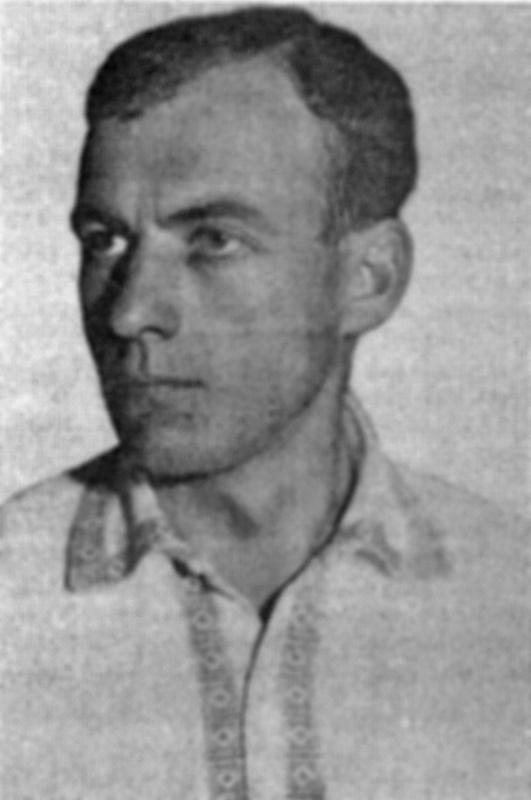 М.Г.Волков (1910—1990). Снимок 1940 г.