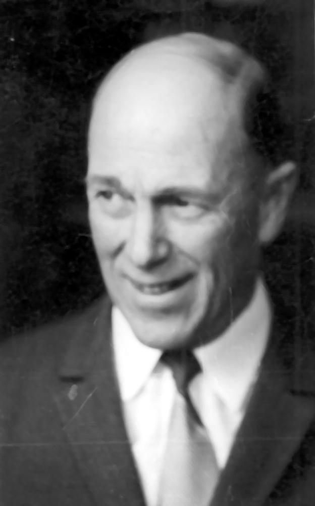 А.А.Ливеровский (1903—1989). Фото 1960-х годов