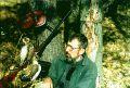...украшая петельки патронташа парой-тройкой изумительно прекрасных птиц