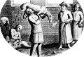 Рис. 14. Рисунок из книги охотника за ведьмами Мэтью Хопкинса